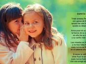 Poesías para Educación Emocional Infancia. empatía.