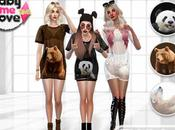 GML's Goulding Bears Outfit (Sims