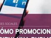 Cómo promocionar (bien) publicación Facebook