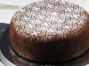 Carrot cake chocolate olla