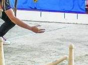 Iris Cagigas, campeona regional bolos