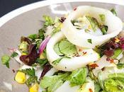 ENSALADA CALAMARES (Calamari salad)