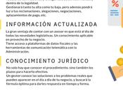 razones para confiar asesor siendo autónomo. Infografía