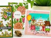 Tonic Studios Garden Party Release BLOG