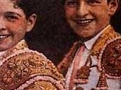 hace años presentaron Cuatro Caminos hijos Bienvenida, «niños toreros»