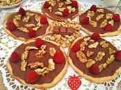 Tortas Aceite Chocolate Nueces