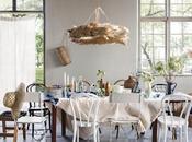 ideas para crear mesa verano interior