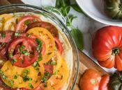 Receta tarta tomate