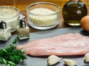 Receta filetes empanados (marinados perejil). Consejos trucos