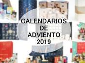 Calendarios adviento beauty 2019