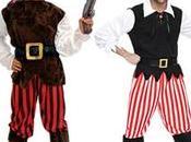 Como elegir disfraz pirata decorar fiesta