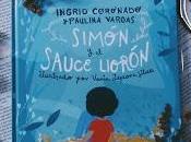 Foto reseña|| Simón sauce llorón- Ingrid Coronado Paulina Vargas