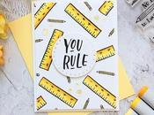 Teacher's Card: Rule