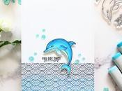 Dolphin Card amazing
