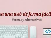 Crear página fácilmente: Formas alternativas existentes