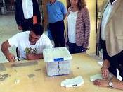 Primera visita presidente Diputación León diputada Derechos Sociales Cosamai Nuestra Señora Valle
