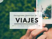 Instagrams favoritos viajes Parte