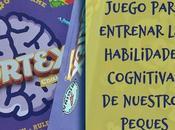 Cortex Challenge Kids, juego para entrenar habilidades cognitivas pequeños