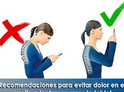 Artricenter: Recomendaciones para evitar dolor cuello mientras usamos tablet