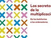 secretos multiplicación, nuevo título Miradas Matemáticas