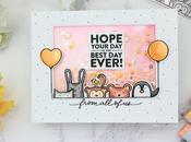 Birthday Shaker Card STAMPtember® Blog Party