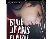 Reseña: puzle cristal- Blue Jeans