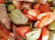 Ensalada alcachofas