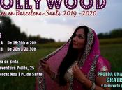 Clases Bollywood Barcelona Sants. Curso 2019-2020