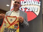 "Cayetano Pérez: Girona aumentado presupuesto Euroliga"""