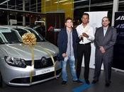 "Renault ""nexcar"" realizaron entrega logan"