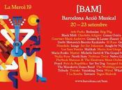 [Noticia] Programación horarios [Barcelona Acció Musical] 2019