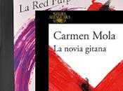 "NOVIA GITANA"" PÚRPURA"" Carmen Mola"