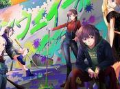 manga ''Runway Waratte'', adaptado anime