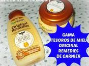Gama Tesoros miel Original Remedies Garnier