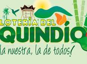 Lotería Quindío septiembre 2019