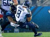 Jaguars volvieron Sacksonville para vencer Titans