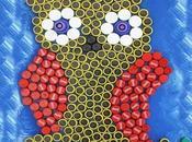 Taller mosaico creativo Artistas Plásticos Artequinto