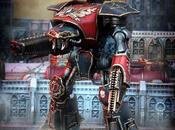 Forge World esta semana final: Adeptus Titanicus Horus Heresy/W40K