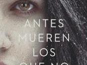 Antes mueren aman, Inés Plana
