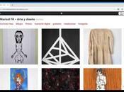 plataformas para publicar portfolio digital