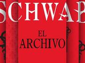 Archivo', V.E. Schwab, llegará España enero 2020