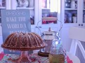 Lime Mascarpone Bundt Cake