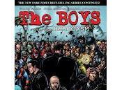 Boys: cómic serie