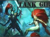 Tank Girl: Psychic Awakening Sangre Fénix