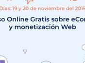 Próximo Congreso online gratuito monetización eCommerce🎯