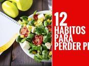 Quieres saber cuales hábitos para bajar pes...