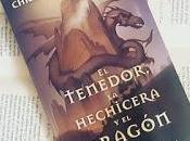 tenedor, hechicera dragón