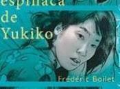 txoko Blocion: espinaca Yukiko, Frédéric Boilet