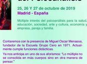 Damos comienzo SIMPOSIO MÚLTIPLE INTERÉS PSICOANÁLISIS organizado Escuela Poesía Psicoanálisis Grupo Cero Madrid.