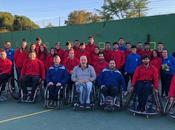 Vistazul Fundación Once promocionan Baloncesto Silla Ruedas Sevilla